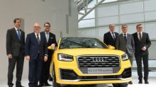 Four Audi directors to leave over diesel scandal: report