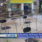 Suburban Schools Prepare To Hold Classes During The Pandemic