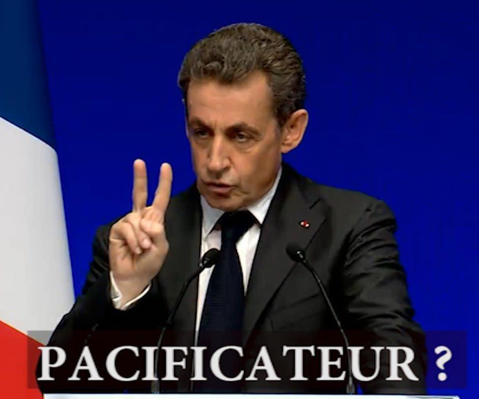 Sarkozy refuse que les candidats s'attaquent entre eux (sauf quand c'est lui qui attaque)