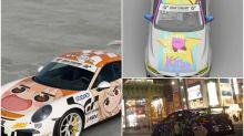 【有圖有片】今次有排玩 《GT Sport》整痛車 秋葉原影相