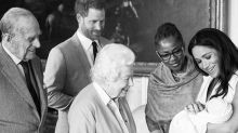 The Significance Behind Baby Archie's First Photo with the Queen and Grandmother Doria Ragland