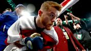Canelo undergoes knee surgery to remove cyst