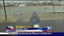 Amy Buckman reports from Ventnor