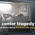 Disturbing video shows dying WWII vet was neglected in nursing home