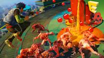 SUNSET OVERDRIVE Gameplay Impressions! Story, Combat, Enemy Types and More - Rev3Games
