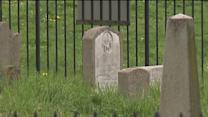Students Uncover Slave Burial Ground