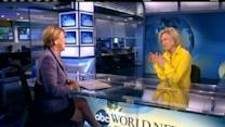 Tonight At 10 P.M.: A Conversation With ABC News' Diane Sawyer