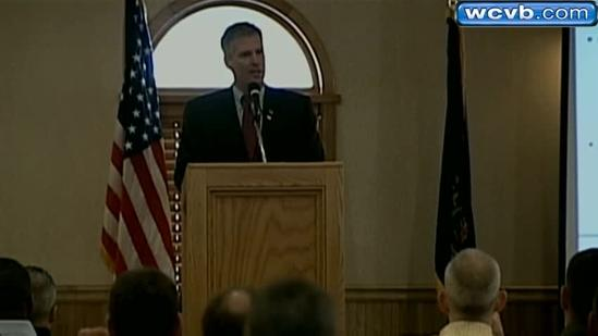 Scott Brown doesn't rule out New Hampshire Senate run