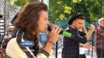 One Direction Sings 'Steal My Girl' Live