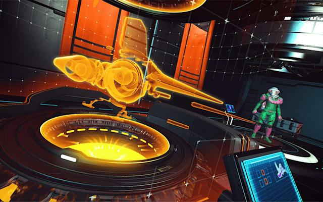 'No Man's Sky Synthesis' update allows you to upgrade your favorite ship