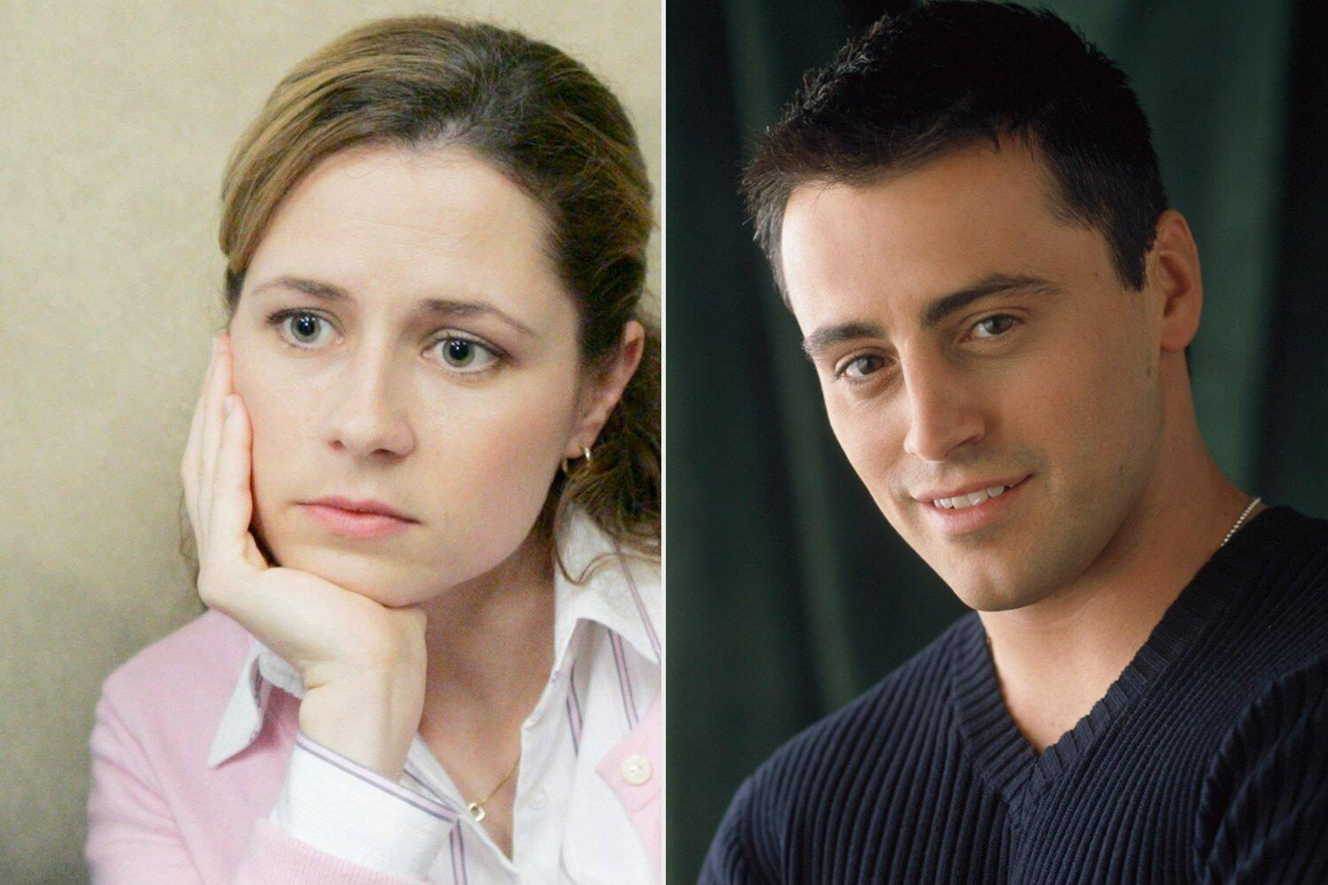 Jenna Fischer Says She Was Fired from Matt LeBlanc Show Because People Didn't Believe 'Pam Would Marry Joey'