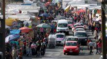 En Tepito se ponen bravos y desconocen semáforo rojo