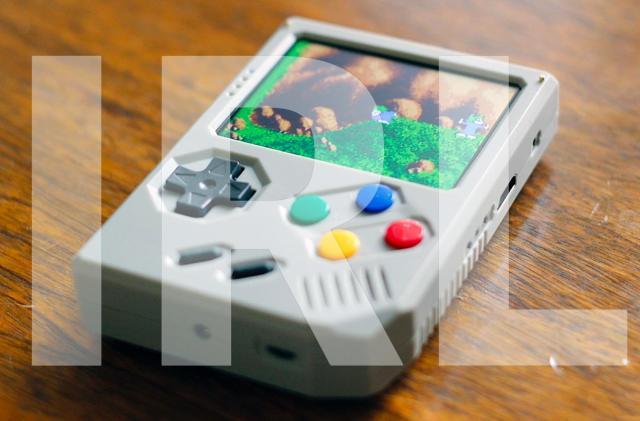 What we're buying: RetroStone's smart take on retro handheld gaming