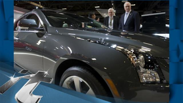 United States Breaking News: Cadillac: An American Luxemobile Comes Roaring Back