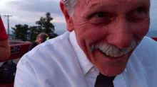 The Internet is loving this sweet grandpa's proposal recording fail