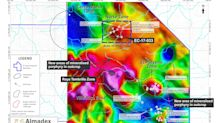 Almadex Hits 151.00 M of 0.88 G/T Gold and 0.30% Copper Within 273.50 M of 0.59 G/T Gold and 0.21% Copper at the Norte Zone, Mexico; Grants Stock Options