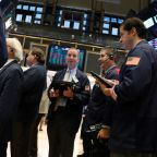 Stock futures slightly lower as U.S. shutdown enters third day