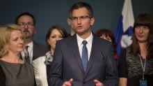 Comediante designado primer ministro de Eslovenia