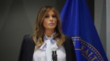 Melania Trump addresses federal conference on cyberbullying
