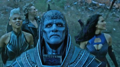 Oscar Isaac: 'X-Men' was 'excruciating'