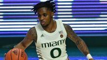 Miami's Chris Lykes unlikely to play again this season