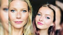 Gwyneth Paltrow shares sweet snap with mini-me Apple Martin