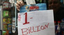 Lotto fever grips U.S. as Mega Millions jackpot hits $1B