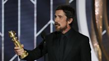 Christian Bale Thanks Satan For Inspiring Dick Cheney Role In Golden Globes Speech