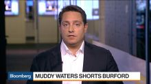Muddy Waters' Carson Block Calls Burford's Accounting 'Misleading'