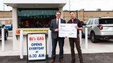 BJ's Wholesale Club Donates a One-Year Supply of Gas and Tires to Oakland Meals on Wheels and The Senior Alliance