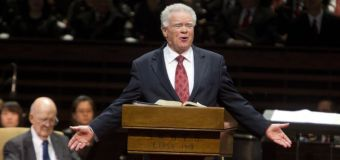 Southern Baptist leader ousted after 'unwise counsel'