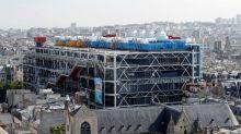 Paris Pompidou Centre to close for four-year refit