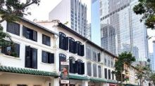 Portfolio of 3 commercial shophouses in District 1 launched for sale at $31m