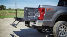 Ford F-Series Super Duty tailgates are apparently flying open by themselves