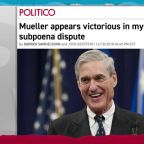 New ruling offers glimpse of corporation in secret Mueller case