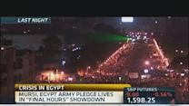 Civil War Fears Escalate in Egypt