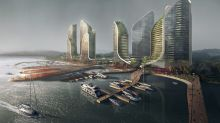 Crown Group unveils maiden waterfront precinct project in Jakarta