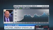 Buffalo Wild Wings 'well timed upgrade': Cramer