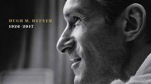 """Hugh Hefner: Der """"Playboy"""" verabschiedet sich von ihm"""