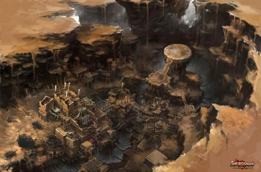 Swordsman announces Gilded Wasteland expansion