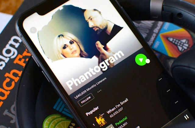 Spotify's COVID-19 Music Relief page makes it easy to donate to artists