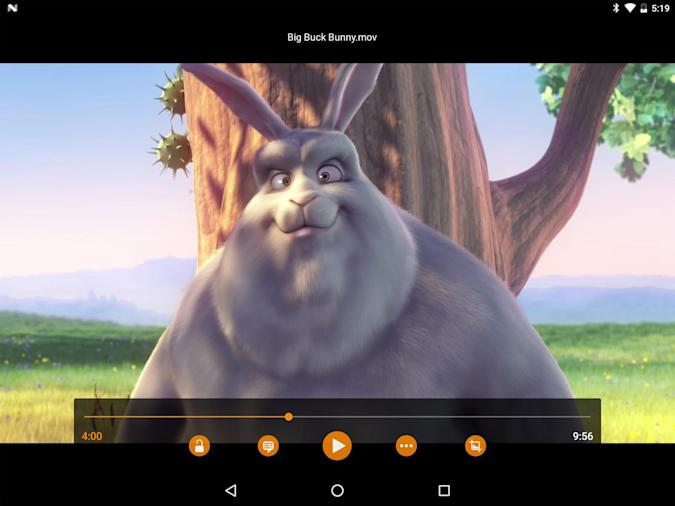 VLC for Android now plays videos from your local network