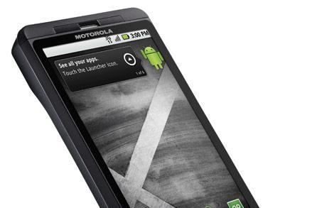 Motorola's Droid X up for pre-order today at Best Buy: $200, no pesky mail-in rebates