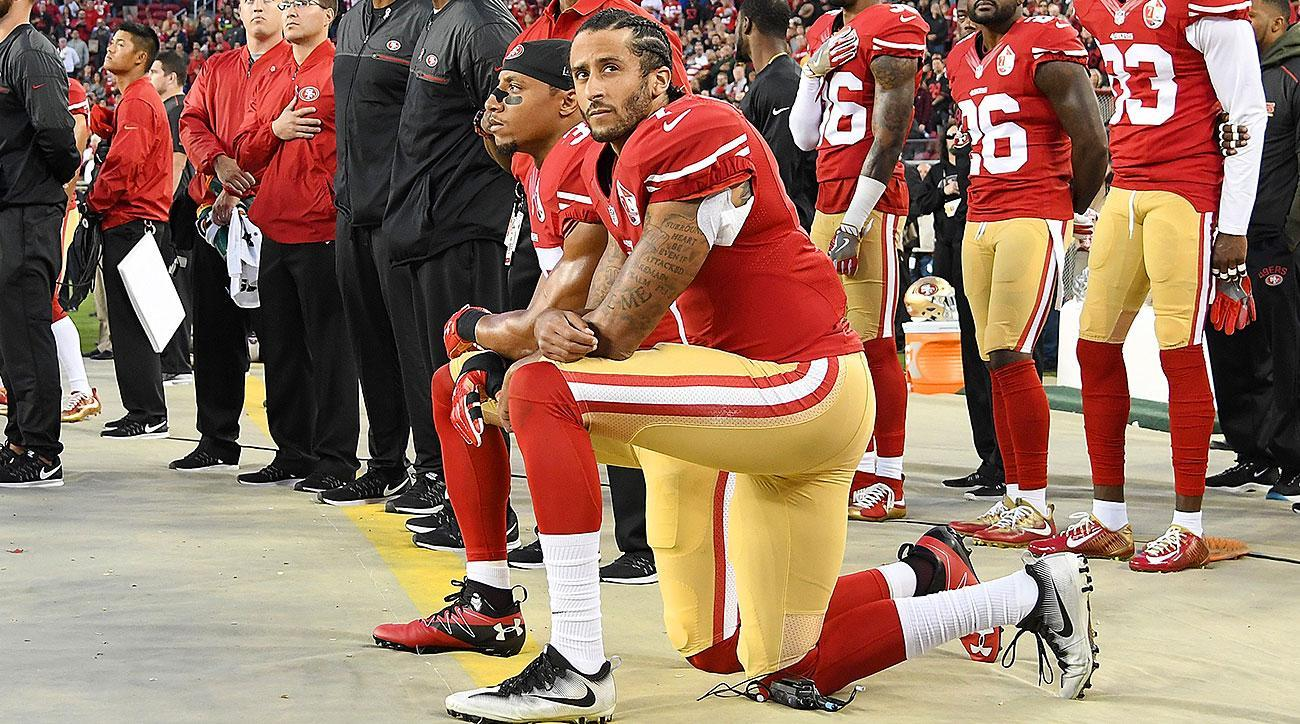 e6ac723b3 What to Know About Colin Kaepernick  Why the Former Quarterback Is  Protesting and How It Started