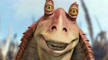 The tragic truth of what happened to Jar Jar Binks