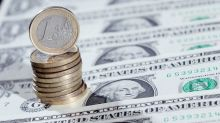 Euro bruised as PMI data points to further eurozone weakness
