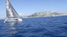 Voile olympique - ChE offshore - Benjamin Schwartz et Marie Riou remportent le Championnat d'Europe Offshore en Double Mixte