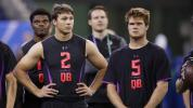 Dueling mock drafts: Allen or Darnold at No. 1?