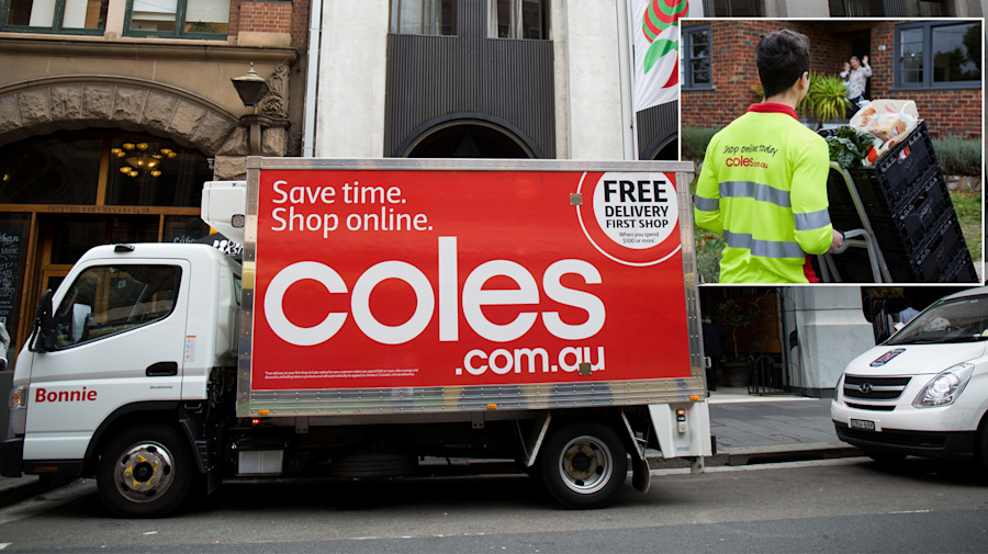 Shopper furious at Coles unattended delivery policy
