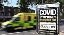Government urged to 'pause' new restrictions as cases of Covid caught in hospital soar